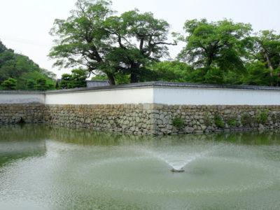 丸亀城・土塀修復工事